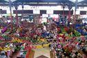 La colère gronde au marché de Papeete