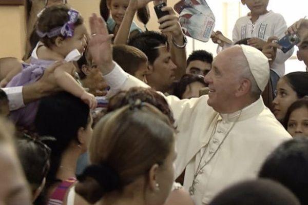Pape à Cuba