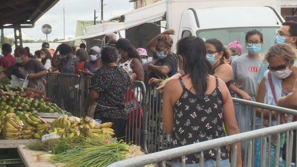 Marché de Cayenne