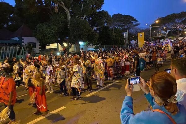 Défilé 2 carnaval