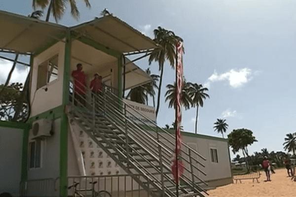 Surveillance plage de Montabo