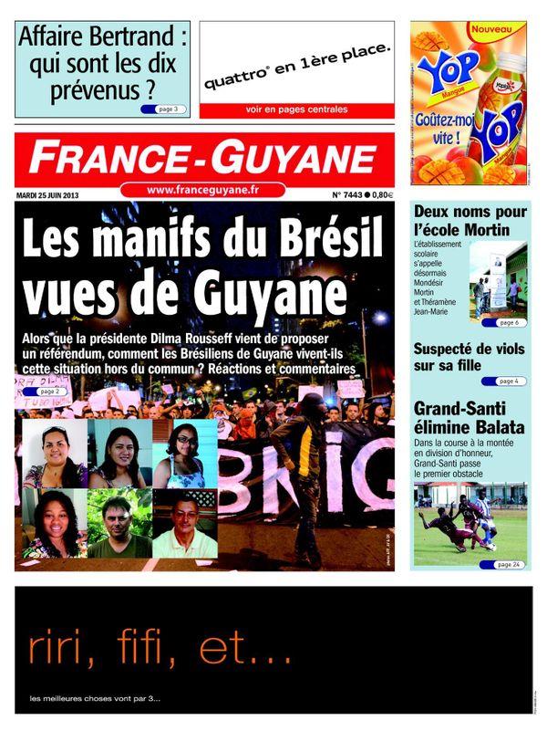 F Guyane