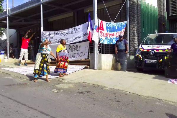 Bureau des étrangers préfecture de Mayotte