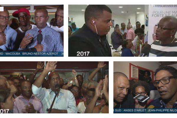 Députés de Martinique