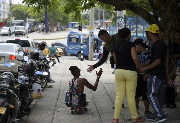 Alca, le migrant vénézuélien (5)