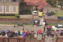 Des ressortissant haïtiens quittent leurs pays pour rejoindre le Suriname et la Guyane