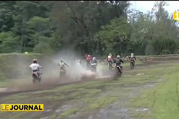 Moto-cross : Une pétition à Taravao contre les nuisances sonores