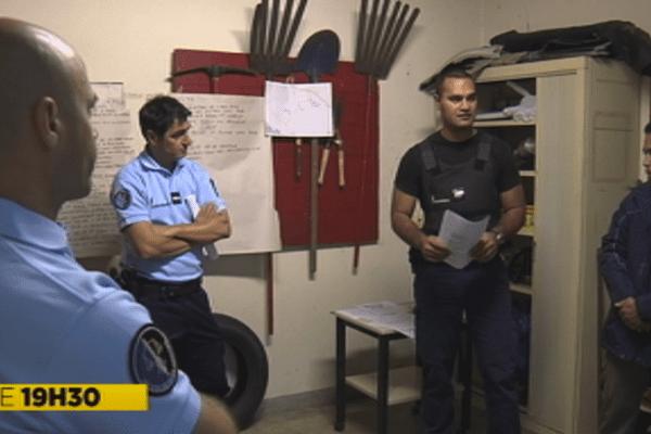 Opération anti-braconnage à Poya