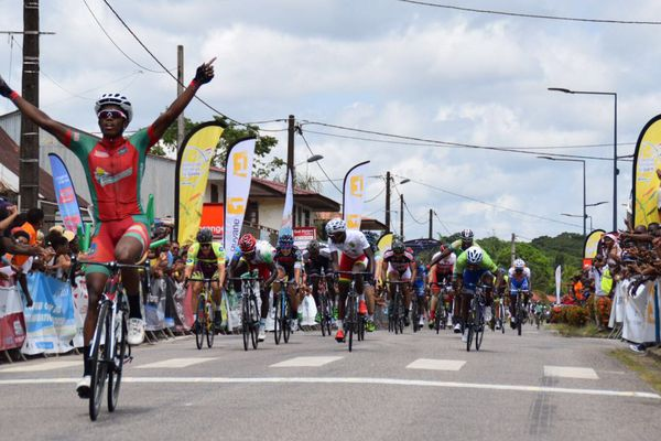 Victoire de Christian Lavenette à Iracoubo