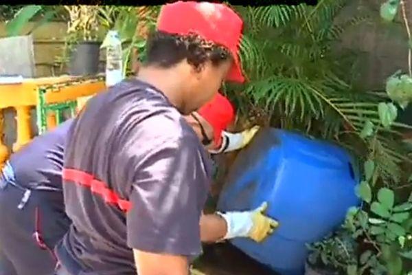 Dengue pompiers