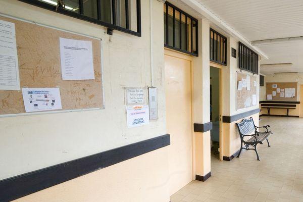 Dispensaire de Canala, photo site de la province Nord