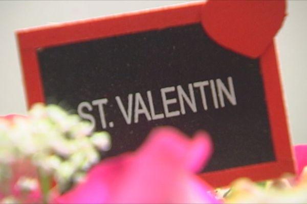 fleuriste saint valentin