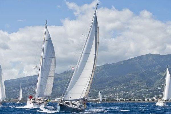 Record de participation pour les 10 ans de la Tahiti Moorea Sailing