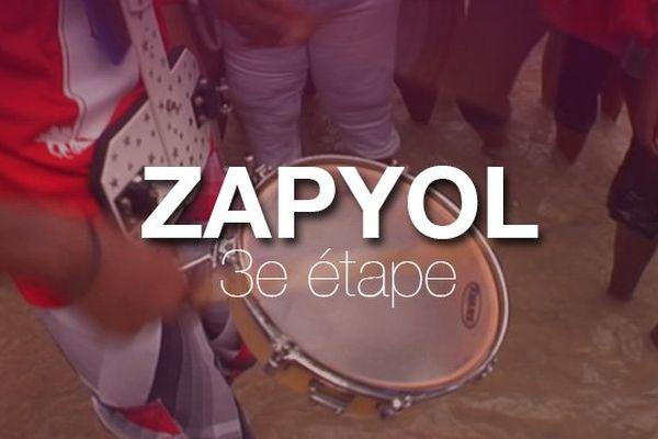 ZapYol' 3eETAPE