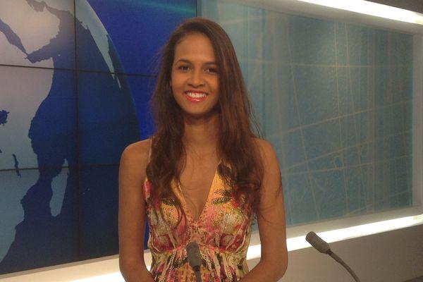 Chloé Rangama, candidate n°4
