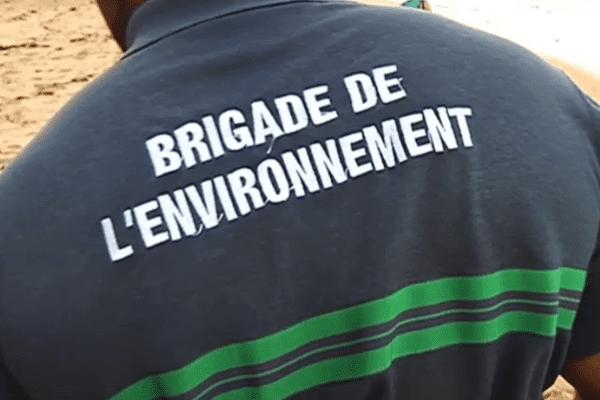 Brigade environnement