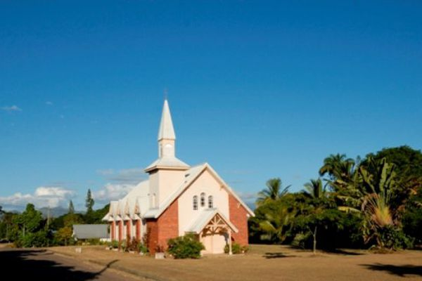 Eglise de Kaala Gomen