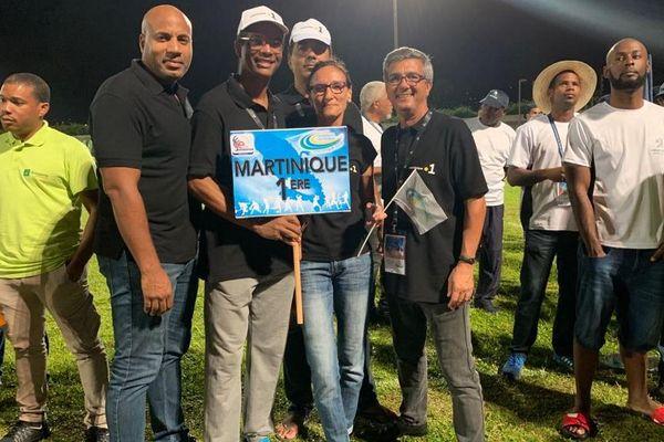 équipe de Martinique la 1ère