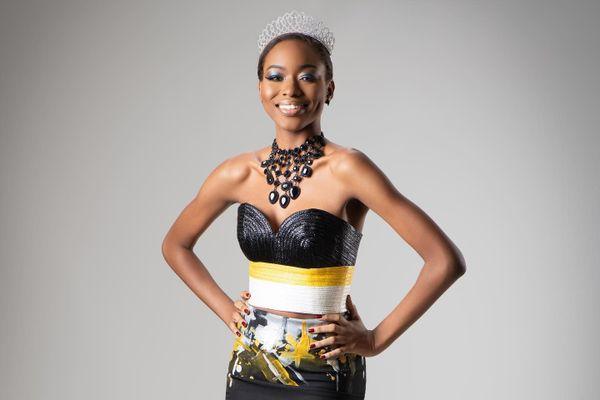 Miss Guadeloupe 2020 Kenza Andrèze Louison