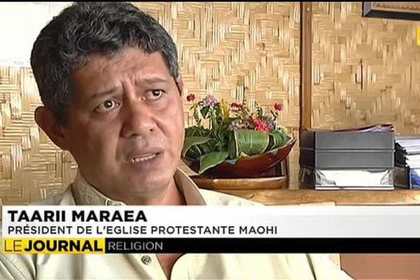 Pas de mariages homosexuels pour l'église protestante de Tahiti
