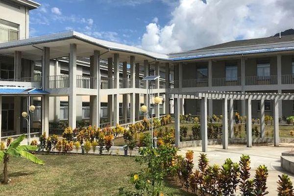 hôpital Bambao Anjouan