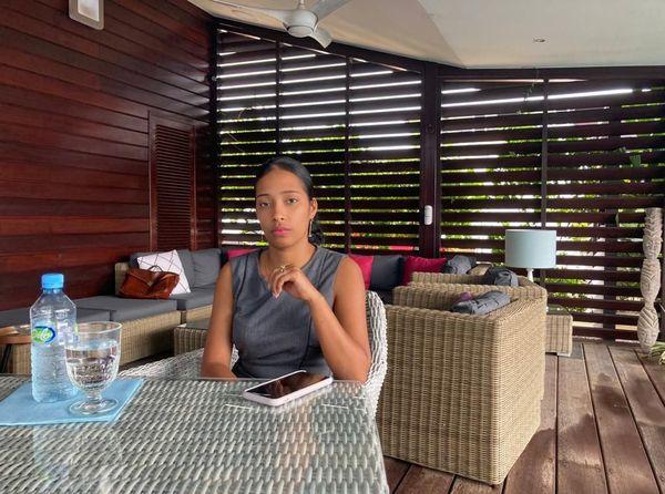 Talita Campos Ribeiro, cousine de la victime