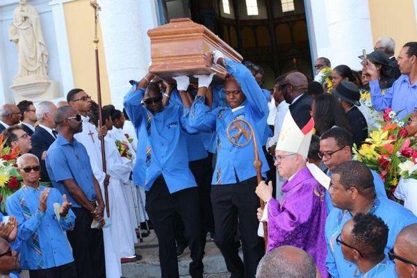 Funérailles du P. Serge Cyrille 2