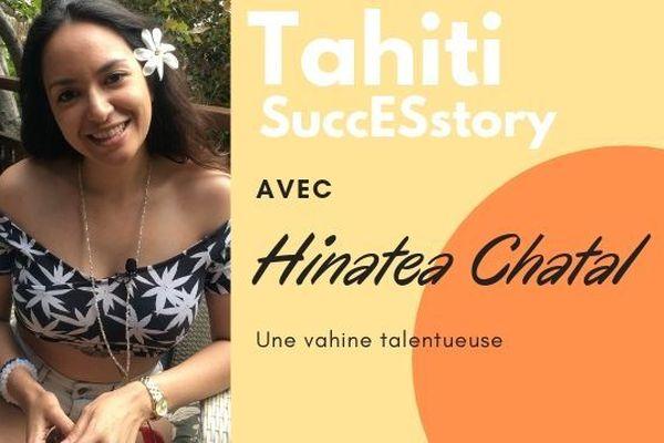 TahitiSuccESstory avec Hinatea Chatal