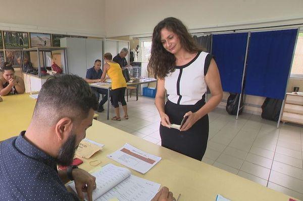 Municipales 2020, Nina Julié