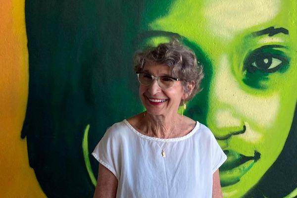 Lesley Porte, directrice de l'arbre fromager