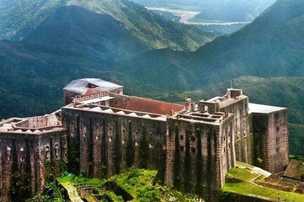 Chateau à Cap Haïtien