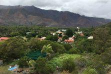 Le village de Thio
