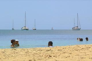 Sainte-Anne plage