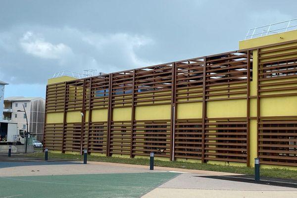 Ruzab  - Future école Grand Camp Sud - Abymes