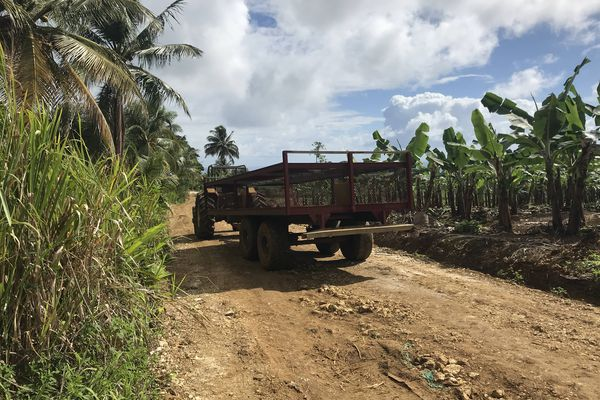 tracteur route Sarcelle