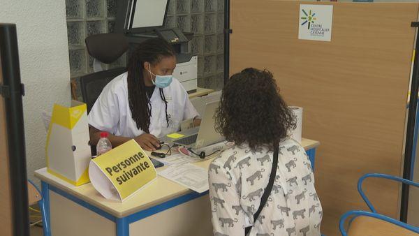 Campagne de vaccination massive à Cayenne