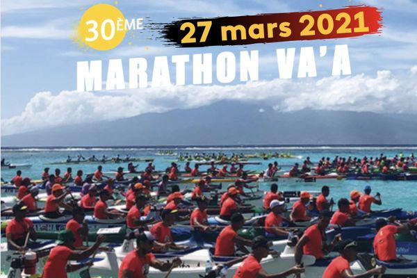 Le Marathon Va'a est reporté à 2021