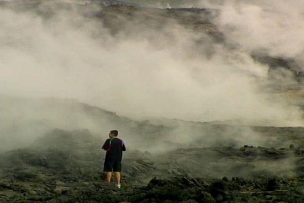 La Réunion : volcan