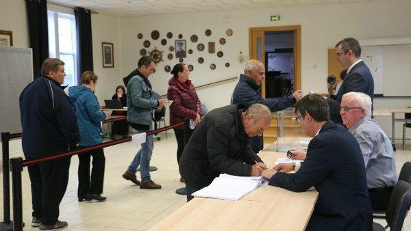 1er tour des élections législatives