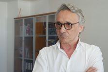Xavier Martin, directeur général de la Cafat, le jeudi 2 septembre.