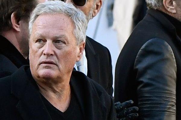André Boudou, le père de Laeticia Hallyday comparaîtra en septembre devant le tribunal de Saint-Martin pour violences
