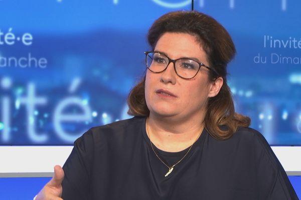 Sonia Backès, invitée du JT, 25 juillet 2021