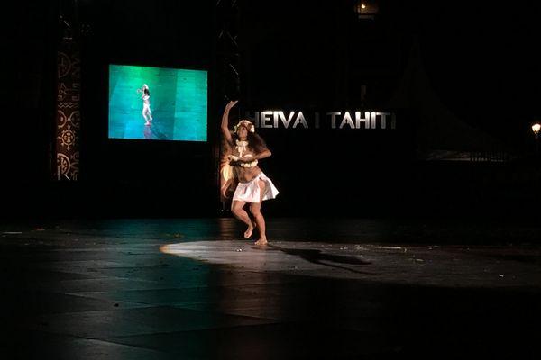 La meilleure danseuse de Hi'o-atea
