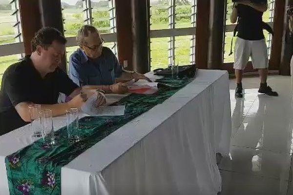 Frédérick Grey nouveau propriétaire du Tahiti Nui Travel