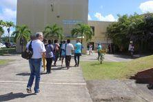 Université des Antilles, pôle de Martinique