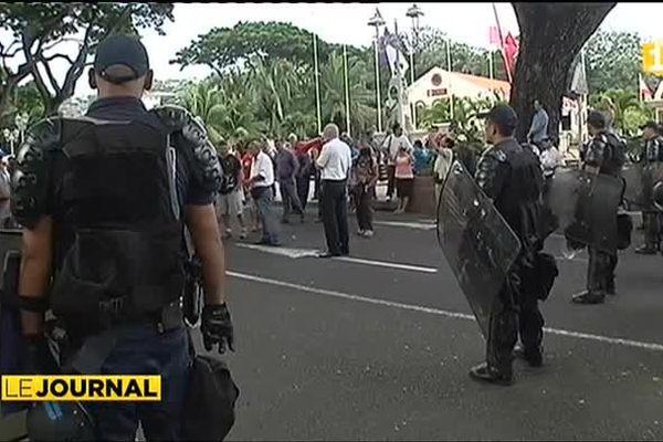 La grève des agents communaux suspendue
