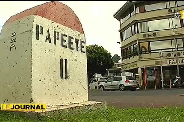 Les problèmes de stationnement à Papeete