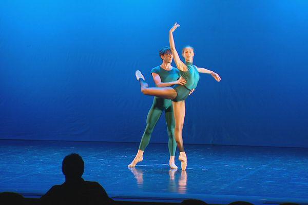 Les danseurs de l'Opéra de Paris