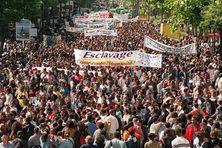 marche silencieuse du 23 mai 1998