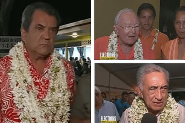 Territoriales 2018 : les réactions des trois partis majoritaires